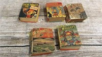 Timed Comic Books and Records