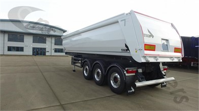 2021 STAS AGGREGATE TIPPING TRAILER at TruckLocator.ie