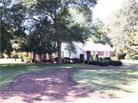 Executive Brick Ranch in Lillington, NC