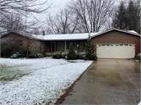 ONLINE ONLY REAL ESTATE AUCTION! RANCH HOME IN ROCHESTER, IN