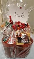 Sweet Delights Gift Basket