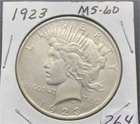 December Coin Auction