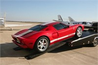 (Never Titled)  2005 Ford GT with less then 60 mi