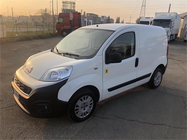 2016 FIAT FIORINO en www.venditacamion.com