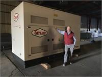 Taylor TG 200 Natural Gas Generator