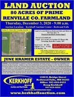 Kramer Land Auction