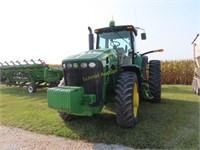 2007 John Deere 8230 FWA tractor, Firestone