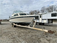 Vehicles, Snow Plows, Trailers, and Boats