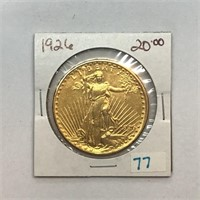 Online Coin Auction, GOLD & SILVER COINS