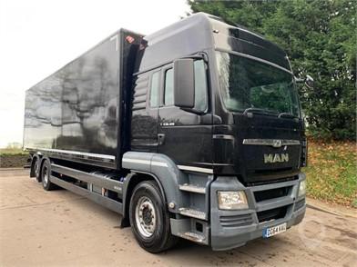 2014 MAN TGS 26.320 at TruckLocator.ie