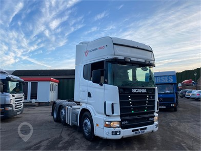 2004 SCANIA R164.480 at TruckLocator.ie