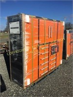 80'' HEAVY DUTY MULTI DRAWER TOOL CHEST CABINET C/