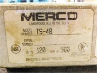 MERCO Warming Plate