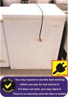 FRIGIDAIRE Commercial Freezer-Works