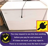 DANBY Chest Freezer/Tested and Working