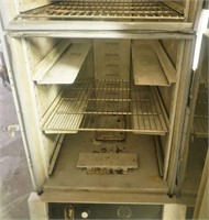 CRESCOR Warming Cabinet-Working
