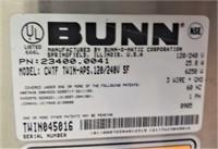 BUNN Dbl Air Pot Coffee Brewer
