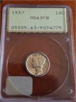 December Coins & Guns Auction
