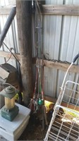Buthyl & Frances Luff Estate JD 4020 Equipment Tools Mowers