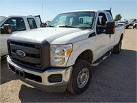 2012 Ford F250 Super Duty Pickup Truck
