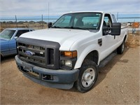2010 Ford F-250 Super Dut Pickup Truck
