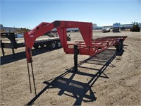 Shopmade Pipe Trailer