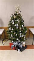 Christmas Tree by Conrad Public Library