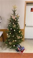 Christmas Tree by Pondera Medical Center