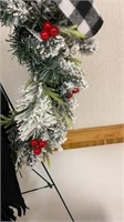 Wreath by Big Sky Equipment