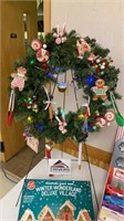 Wreath by 3 Rivers Communications