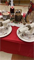 Table Setting by Stockman Bank