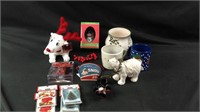 Online Only Christmas Related Auction