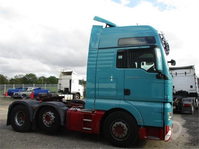 2010 MAN TGX 26.440 at TruckLocator.ie