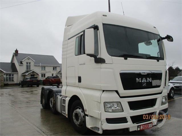 2011 MAN TGX 26.440 at TruckLocator.ie