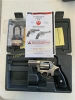 Ruger SP101 .357 magnum stainless revolver