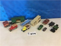 Willis #5 Toy Tractor, Truck and More