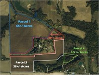 Mardena Good  136+/- Acre Multi-Parcel Real Estate Auction