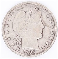 December 8th Online Only Coin Auction