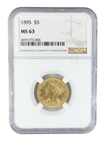 Online Rare Coin & Currency Auction #59