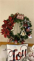 Wreath by Independence Bank