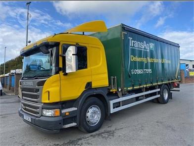 2014 SCANIA P280 at TruckLocator.ie