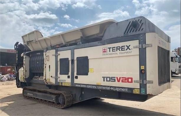 2016 TEREX TDS V20