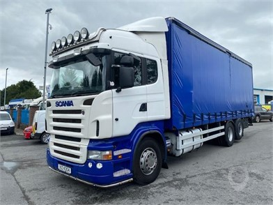 2007 SCANIA R480 at TruckLocator.ie