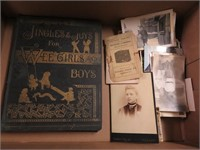 12/12/20 On-Line Only Antique Auction