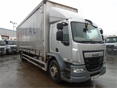 2014 DAF CF250 at TruckLocator.ie