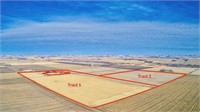 114.6 Surveyed Acres Selling in 2 Tracts