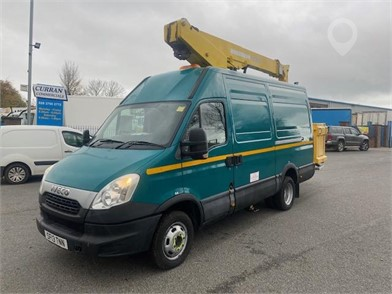 2013 IVECO DAILY 50C17 at TruckLocator.ie