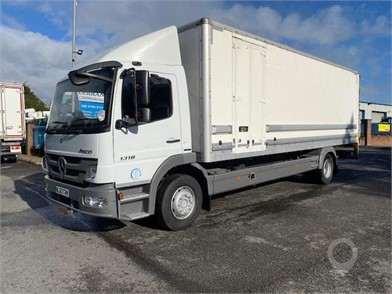 2013 MERCEDES-BENZ ATEGO 1318 at TruckLocator.ie