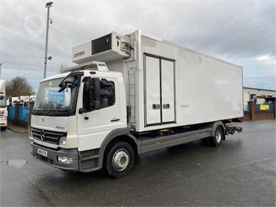 2010 MERCEDES-BENZ ATEGO 1524 at TruckLocator.ie