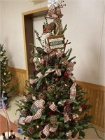 Christmas Tree by Conrad Area Chamber